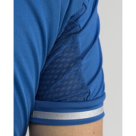 Craft Verve Glow Fietsshirt korte mouwen Heren blauw